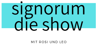 Logo for Signorum - die Show