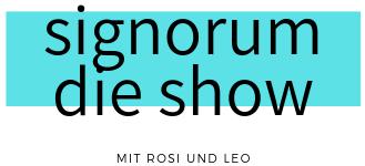 Logo for Signorum - die Show